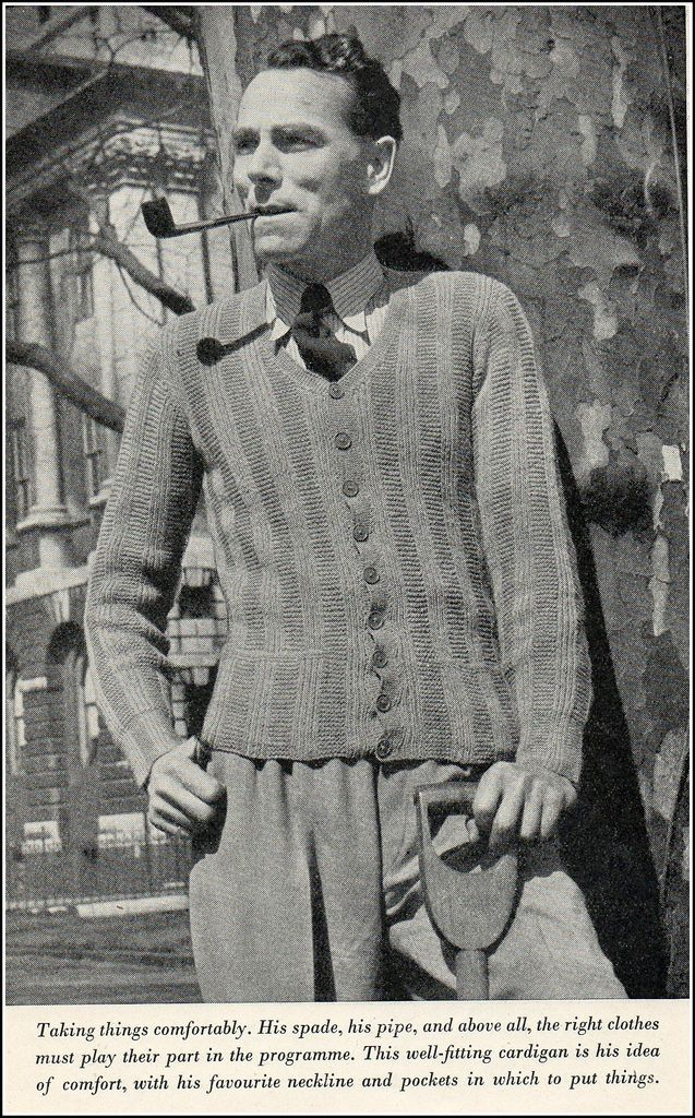 Mens fashion 1940's