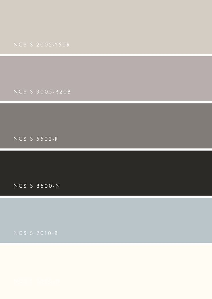 Color Trend Guide 2016 by NCS - Get a printed version via EclecticTrends