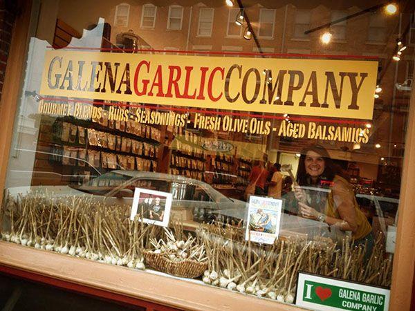 Galena Garlic Co. Geneva, IL | Galena, Kane county, Geneva