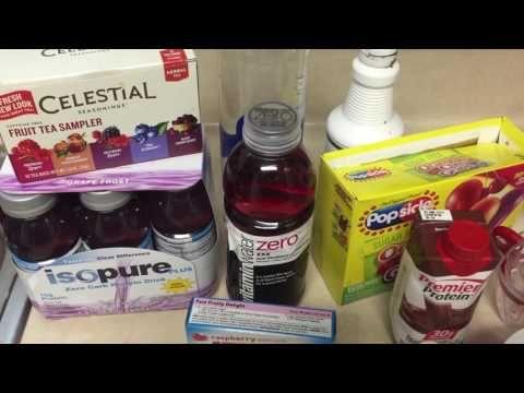 Preop liquid diet