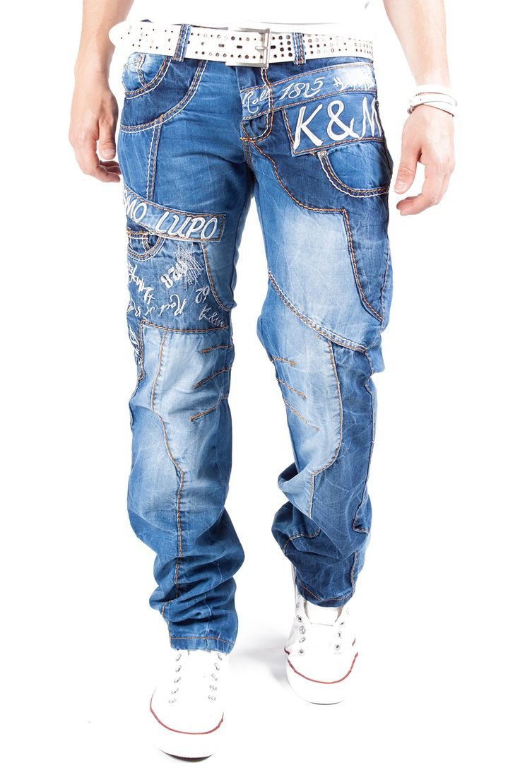 die besten 17 ideen zu kosmo lupo jeans auf pinterest damen cargo hosen bergr en m nnliche. Black Bedroom Furniture Sets. Home Design Ideas