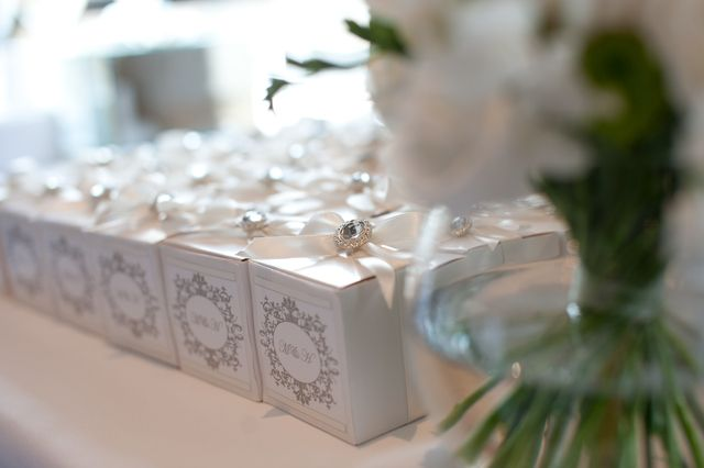 """Photo 3 of 10: White and Cream / Wedding """"Joey and Hend's Wedding"""" 