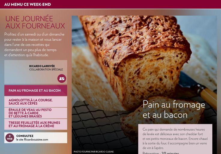 34 best Ricardo images on Pinterest Best recipes, Conch fritters - cuisson pizza maison four electrique