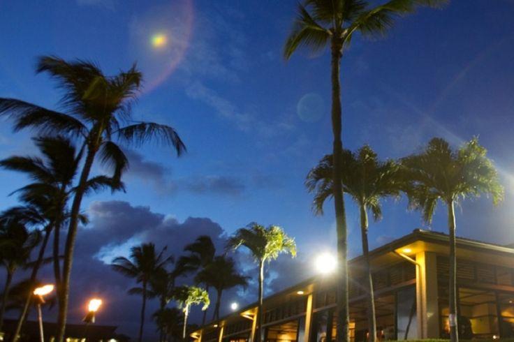 Beach House Restaurant Kauai, Hawaii