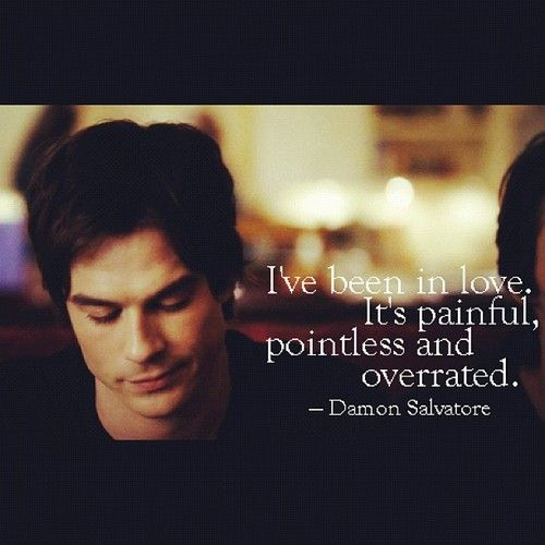 The vampire diaries quotes: I would for sure love you right Ian!! ;)