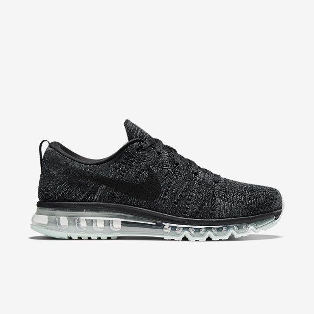 Nike Flyknit Air Max Men's Running Shoe.