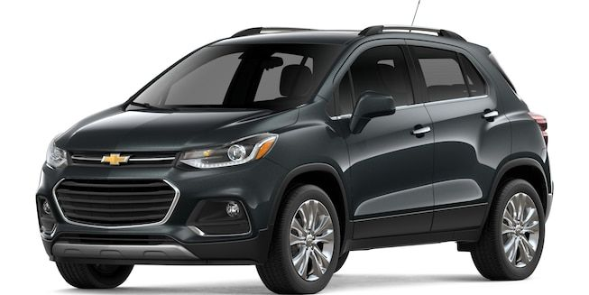 Chevy Trax Nightfall Gray Metallic Chevrolet Trax Chevrolet