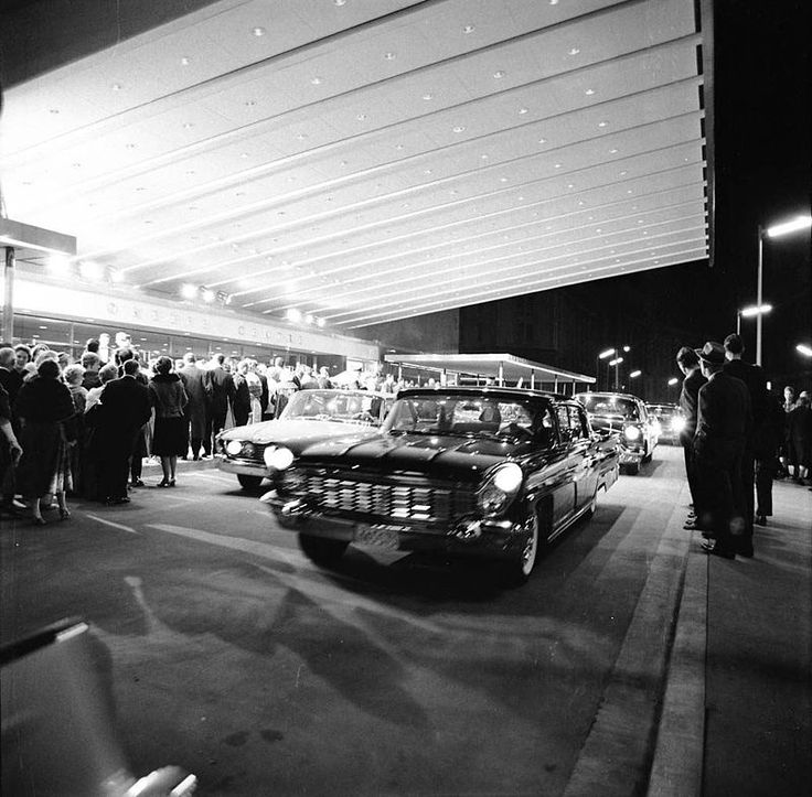Today in Canadian History - October 1, 1960: Opening of the O'Keefe Centre for the Performing Arts (now the Sony Centre for the Performing Arts) with the Premiere of Camelot Starring  Richard Burton, Julie Andrews and Robert Goulet