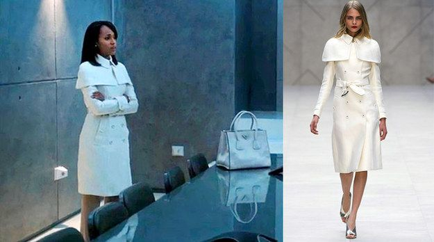 The Burberry Situation Room Coat | Olivia Pope's Coats, Ranked