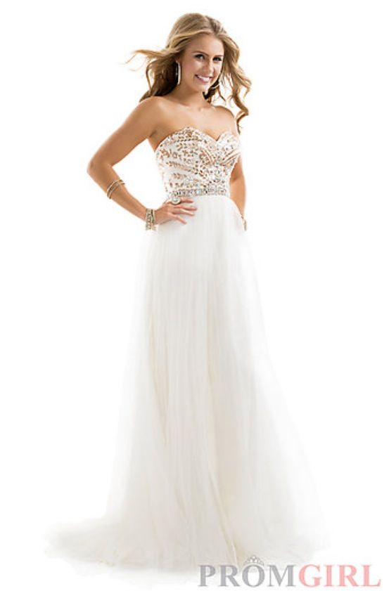 17 Best images about Fancy dresses on Pinterest | Silver prom ...
