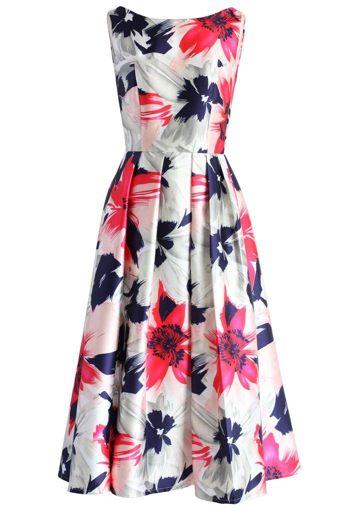 Passionate Blossoms Prom Dress - New Arrivals - Retro, Indie and Unique Fashion