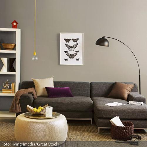 Farbkonzept Wohnzimmer Rot : u00dcber 1 000 Ideen zu ...