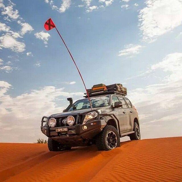 Toyota Land Cruiser - 150 Series Prado