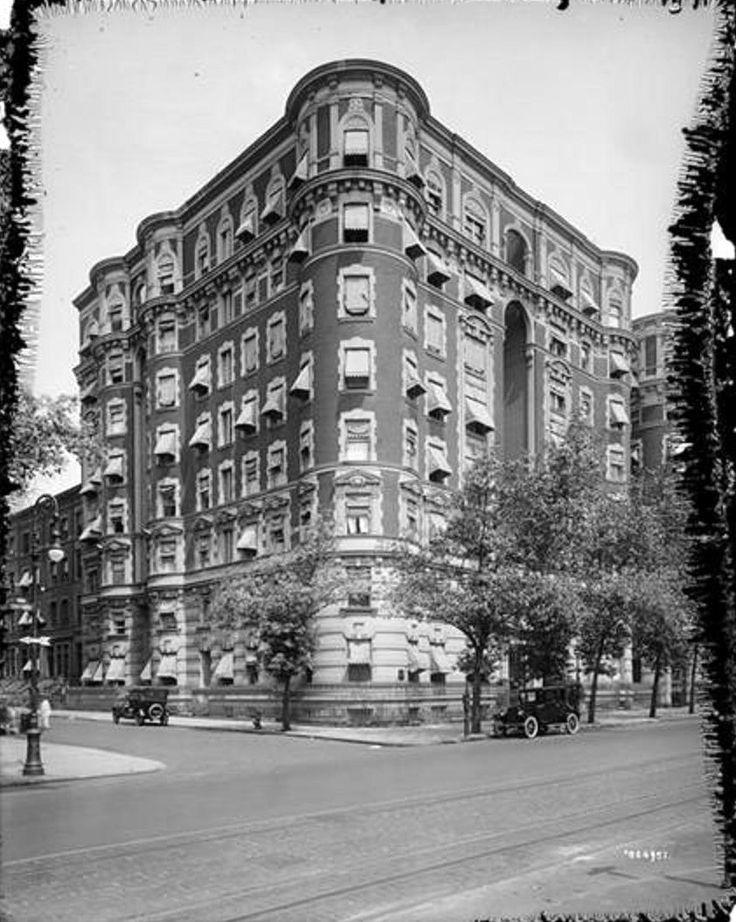 The Original El Dorado Apartment Building, Replaced By The Current Art Deco  Twin Towered El Dorado. Part 96