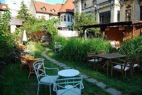 Terase si grădini în București