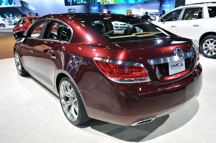 Автоблог›Лос-Анджелес 2011›Элегантный Buick LaCrosse GL Concept