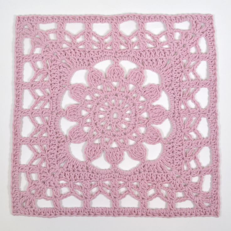 5602 Best Crochet Square Motif Images On Pinterest Crochet Blocks