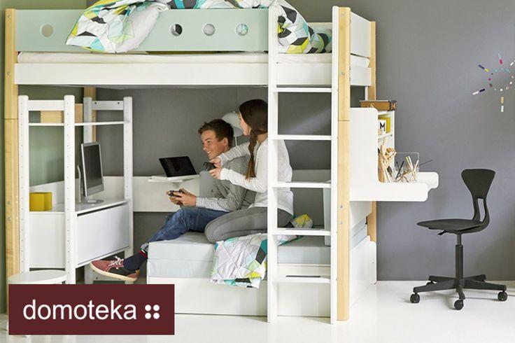 Skandynawskie i nowoczesne meble Flexa zaprojektowano z myślą o wielkich potrzebach małego człowieka!
