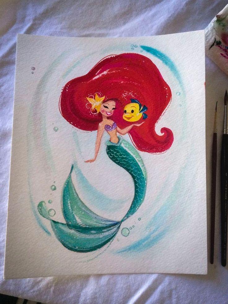 25 beste idee n over Little mermaid