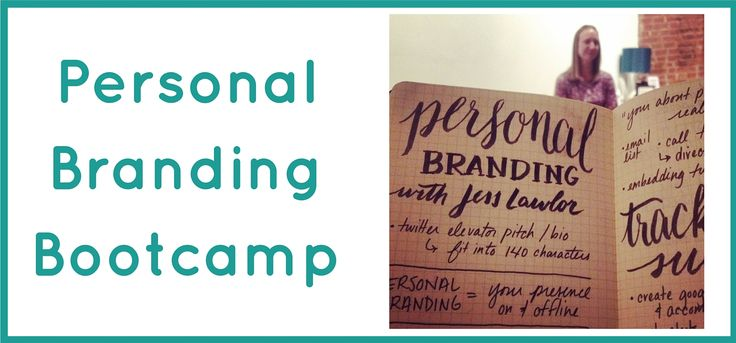 Want to grow your personal brand? I offer 45 minute personal branding bootcamp sessions where we dive deep into your goals to make that happen.