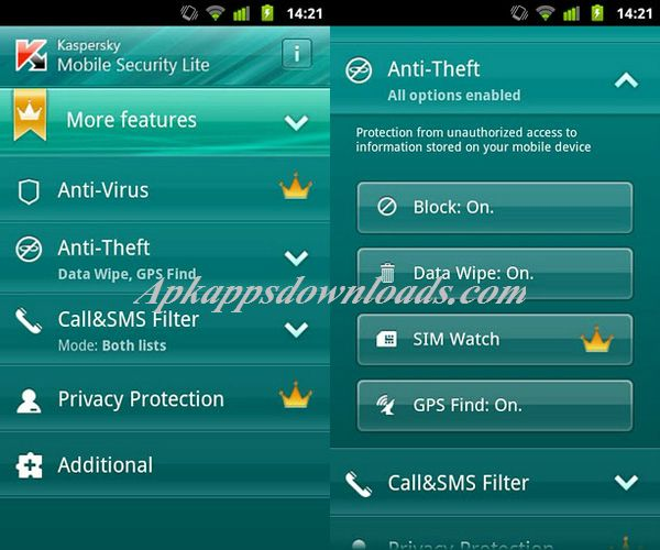 antivirus for android mobile free download full version apk