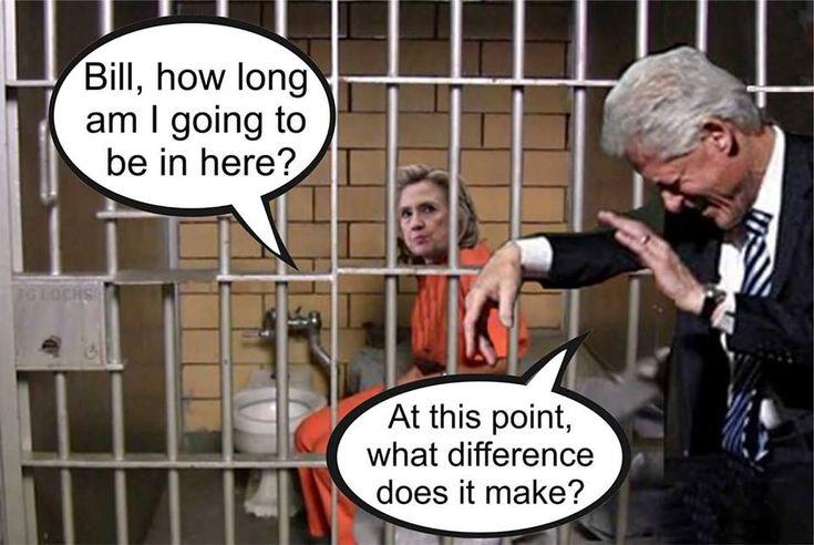 Jail Hillary Clinton Meme