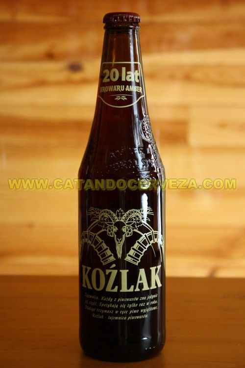 Kozlak, cerveza bock polaca.