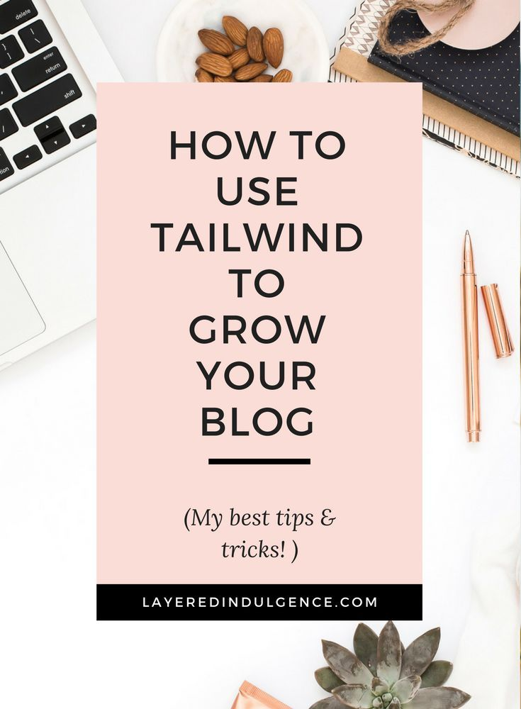 If you want to know how to drive traffic to your blog with Pinterest marketing, you need to check out this post on Tailwind! The Tailwind app was made for bloggers to help you save time and grow your blog.