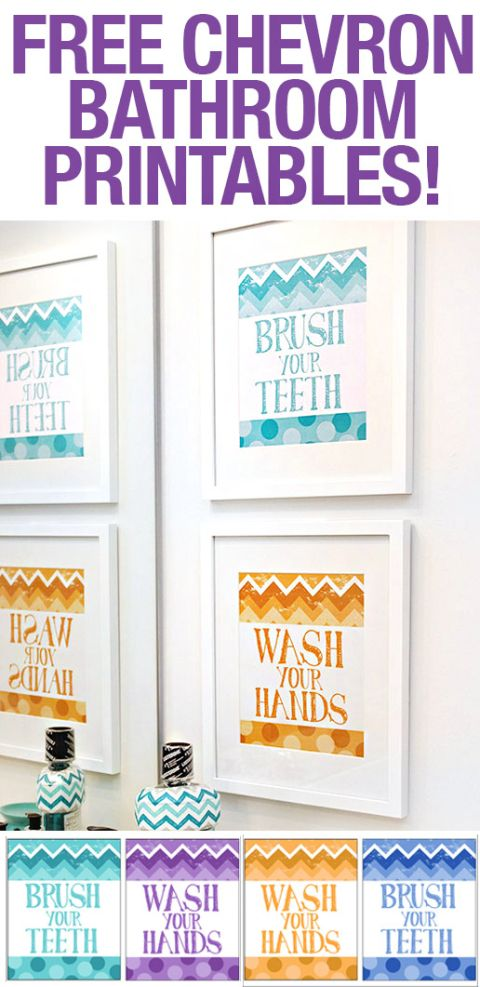 free-chevron-bathroom-printable