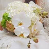 Button Love Bridal Bouquet - Button Love Bridal Bouquet > View Full-Size Ima... | Love, Button, Aud, Bouquet, Purchased | Bunch