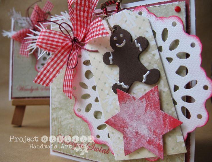Project Gallias Christmas card