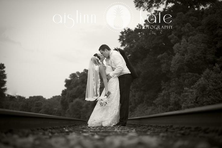 railroad tracks black and white: Tracks Black, Photo Shots, Railroad Tracks, Wedding Photography, Photo Ideas, Photo Inspiration, Wedding Photos, Photography Ideas