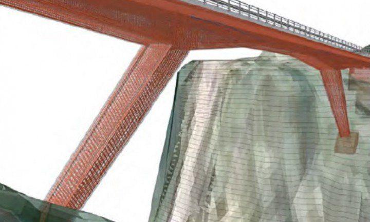 La progettazione  BIM per costruire il nuovo Ponte di Versamertobel in Svizzera
