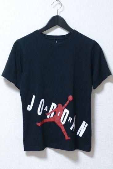 """USED&VINTAGE""""Lady's"""" NIKE AIR JORDAN ロゴTシャツ¥1,200(TAX IN)"""