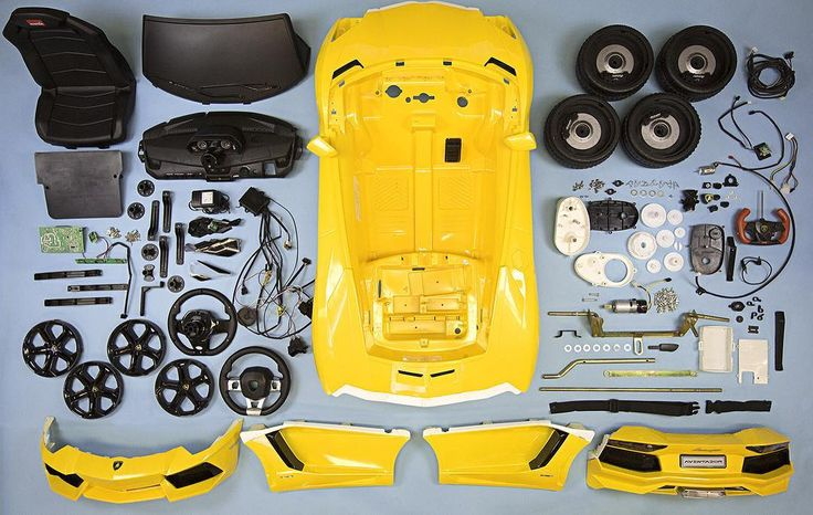 Check out our #teardown of (#toy) #Lamborghini http://ift.tt/23TRAdE  The Rastar Lamborghini Aventador costs significantly less than a real Lambo. Retailing at $270 its made in #China and maxes out at 3mph. The #manufacturer has #manufacturing and #distributing licenses for over 200 kinds of #vehicles from world-famous vehicle brands such as Lamborghini #Ferrari #Audi #BMW #Mercedes-Benz etc. They not only make ride-on toy cars like this one they also make small RC #cars and baby car seats…
