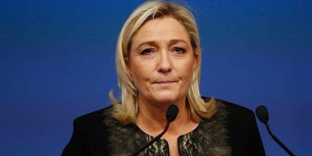L'inquiétante déclaration de Marine Le Pen sur France 2