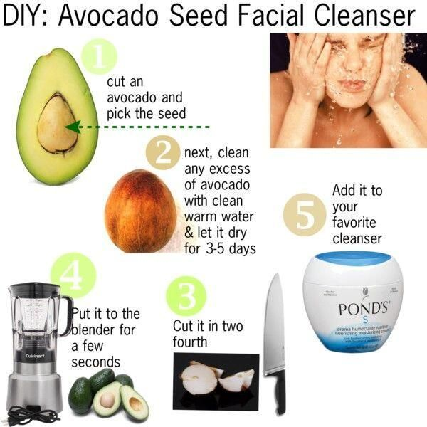 Little Known Benefits Of Eating Avocado Seeds Avocado