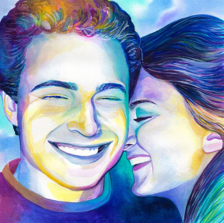 CUSTOM BOYFRIEND GIFT custom couple portrait photo gift for boyfriend romantic gift from girlfriend custom gift special gift painting romantic gift for boyfriend from girlfriend for husband boyfriend gift couple portrait photo gift custom portrait custom gift special gift watercolor portrait custom drawing custom painting 120.00 EUR #goriani