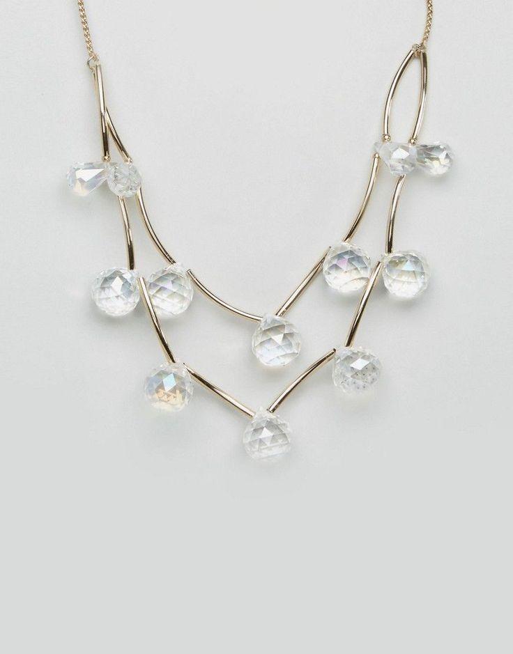 Coast Beaded Necklace - Gold