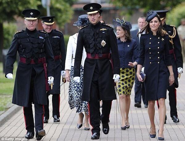 オシャンティなアイルランド軍服