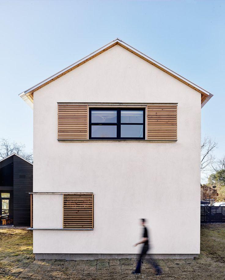 375 besten Architektur und Häuser Bilder auf Pinterest - küche mit dachschräge planen