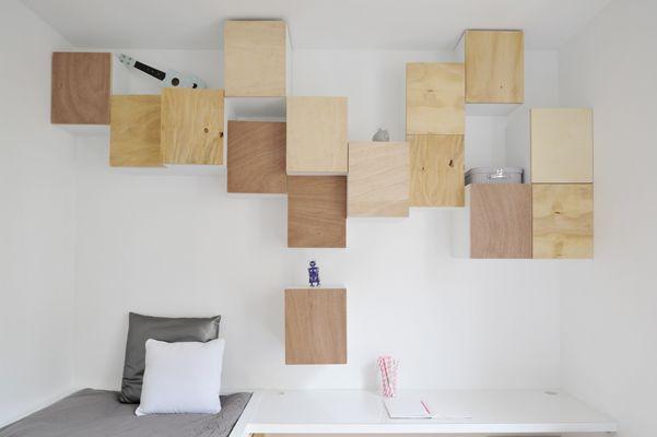 bois double: architectes Ciel