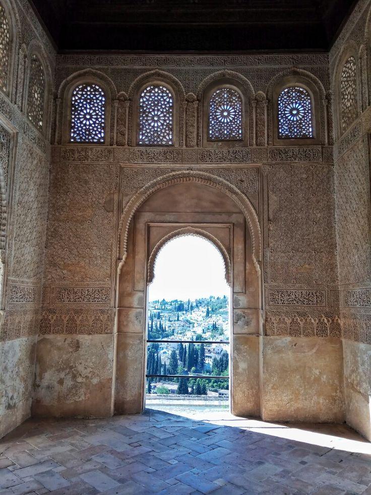 Alhambra, Generalife Granada, Andalucía Spain