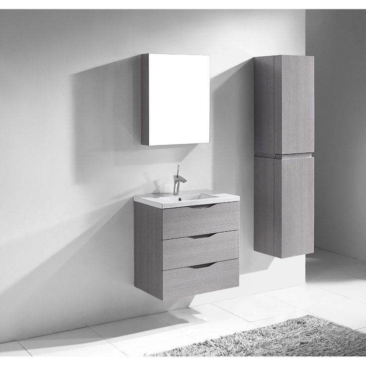 View Specifications Details Of Modern: 38 Best Ash Grey - Bathroom Furniture Images On Pinterest
