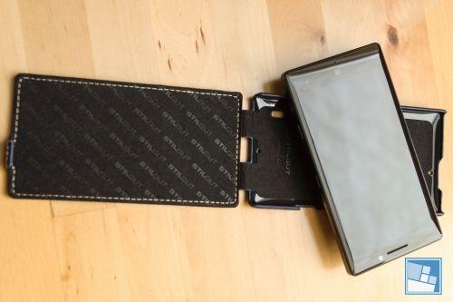 """""""StielGut UltraSlim Case"""" für das Nokia 930 Testbericht ansehen - WPVision.de - Deine Windows Phone und Tablet Community"""