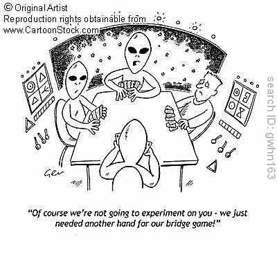 Bridge Game Cartoons and Comics