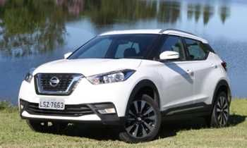 Versão intermediária do Nissan Kicks não abre mão da qualidade