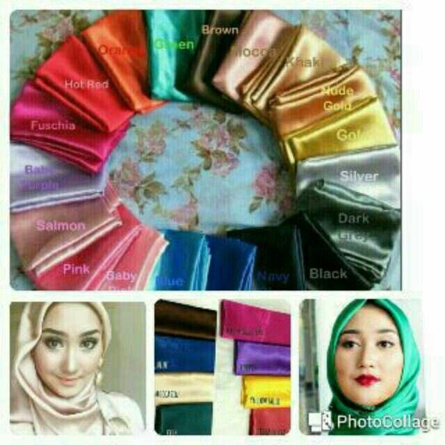 Saya menjual Jilbab Segi Empat Silk seharga Rp60.000. Dapatkan produk ini hanya di Shopee! http://shopee.co.id/fashionchic/839120 #ShopeeID