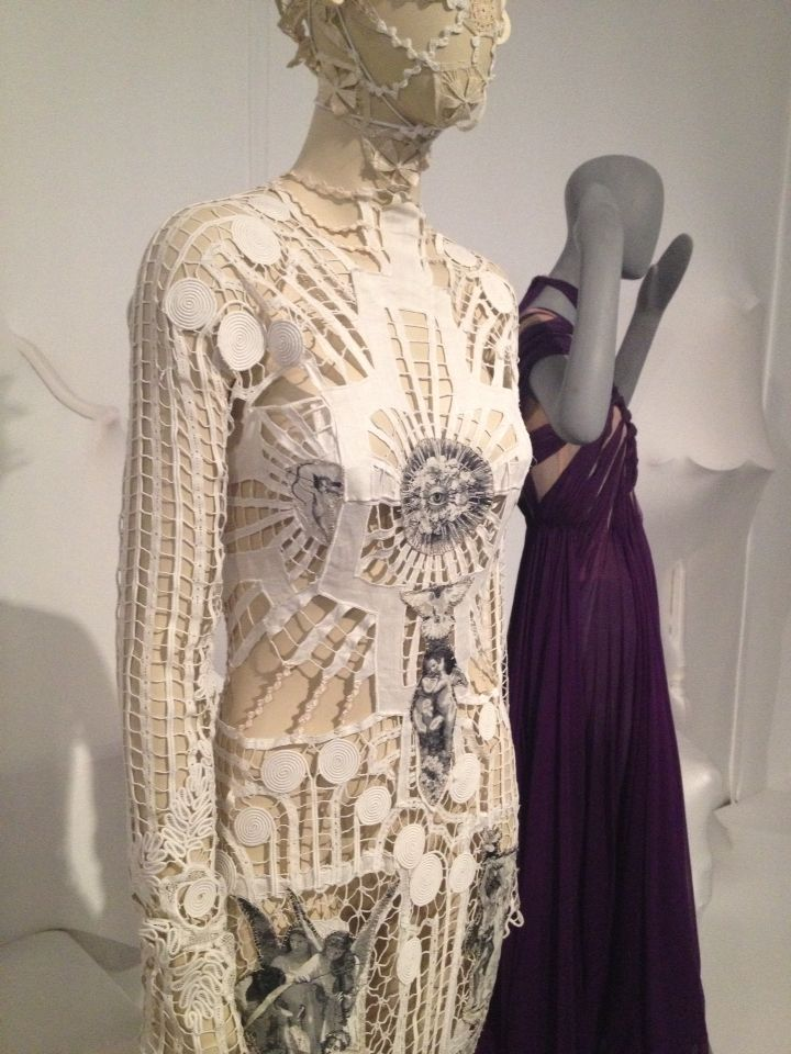 Jean Paul Gaultier in National Gallery of Victoria, Melbourne