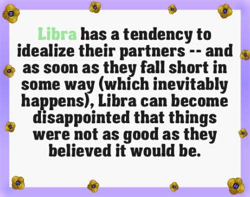 Tomorrow's Libra Love Horoscope